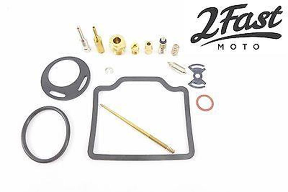 Honda Carburetor Rebuild Carb Repair Kit Jets Gaskets CB100 CL100 SL100 XL100