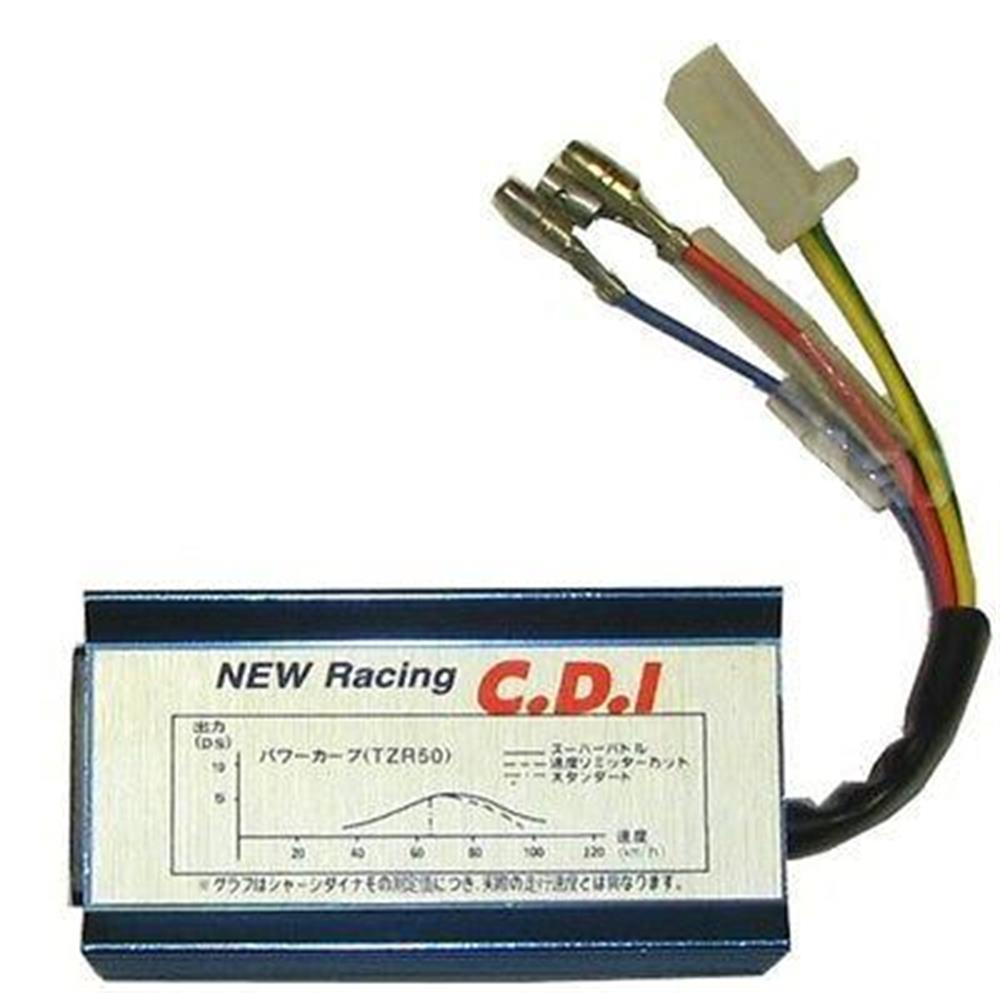 Scooter Racing Cdi Wiring Moped High Performance Box 2 Stroke Unit Ignition 50 70 90 110 Quick View