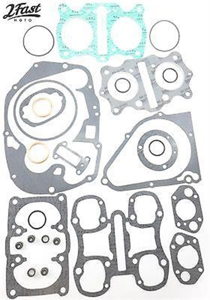 Honda Complete Engine Gasket Kit Rebuild Repair Set CB350 Super Sport 350 VG145