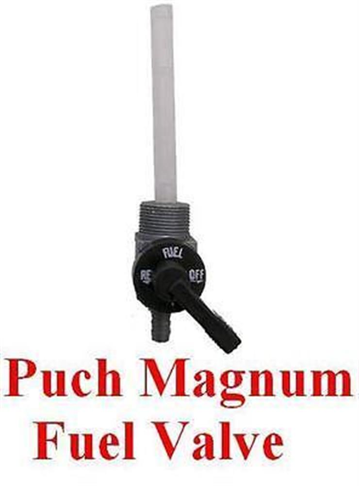 Puch MAGNUM MKII II XK Gas Fuel Tank Valve Petcock NEW