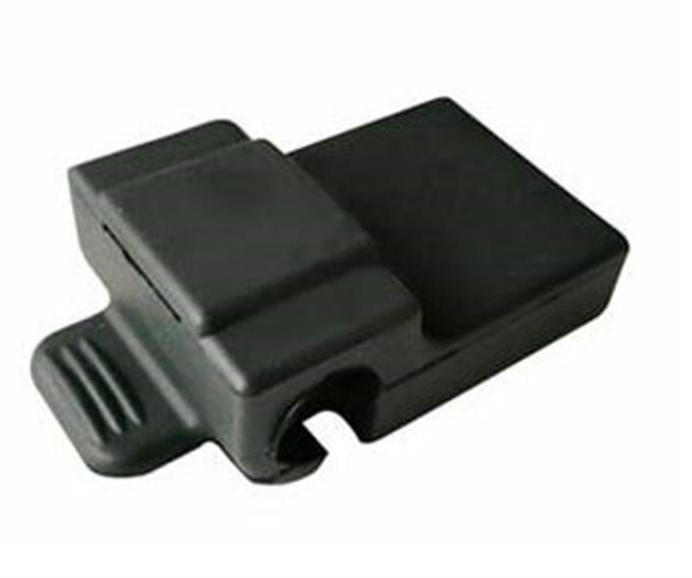 Kawasaki Spare Fuse Holder Black Rubber Z1 900 26016-002 Replacement NEW