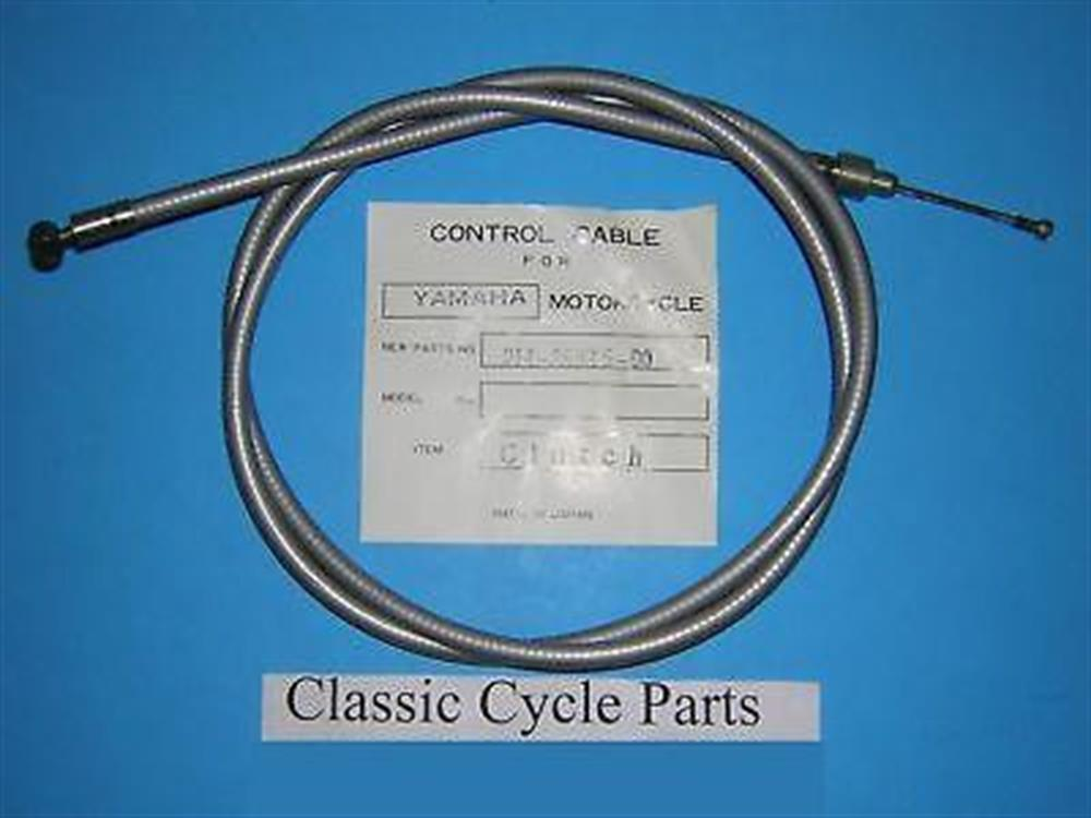 Yamaha RT1 RT2 RT3 RT-1 RT-2 RT-3 RT1MX Clutch Cable