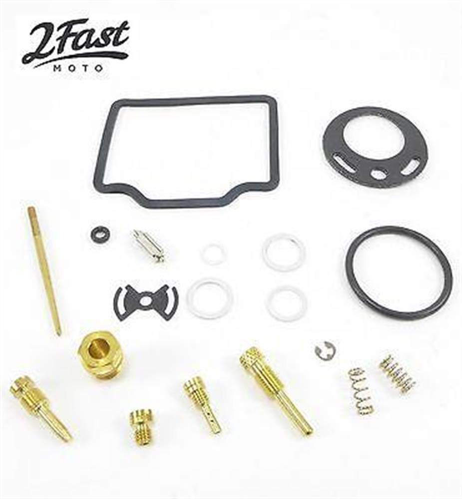 Honda 305 CA77 C77 Dream Carburetor Carb Rebuild Kit set 1961 - 1969 Touring