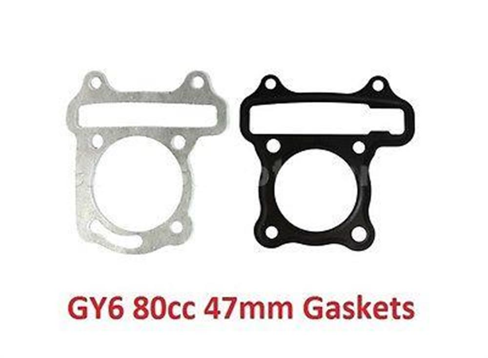 50cc GY6 139qmb Scooter Base & Head Gasket - Use with our Big Bore Kit SCOOTER