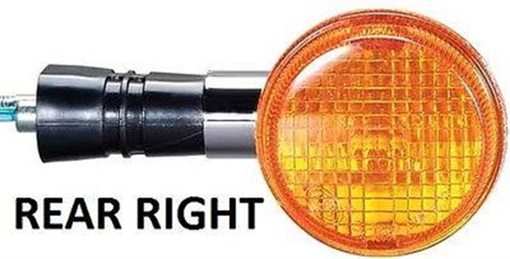Honda Rear Right Turn Signal VT600 VT 600 VT-600 VT600C VT600-C SHADOW VLX