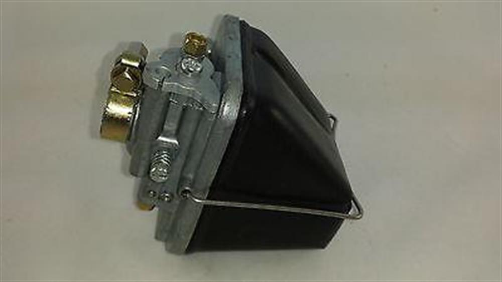 NEW Gurtner Style AR2-12 12mm Moped Carb Carburetor Moby Motobecane 40v 50v