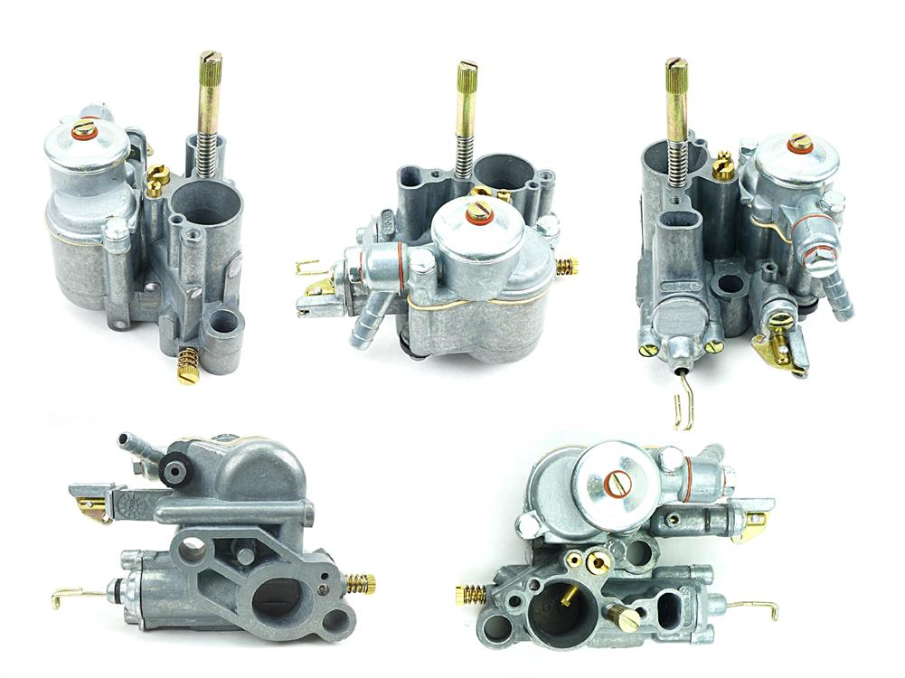2FastMoto Vespa 20mm Carburetor Replacement SI20-20D Non-Autolube PX150 and  More