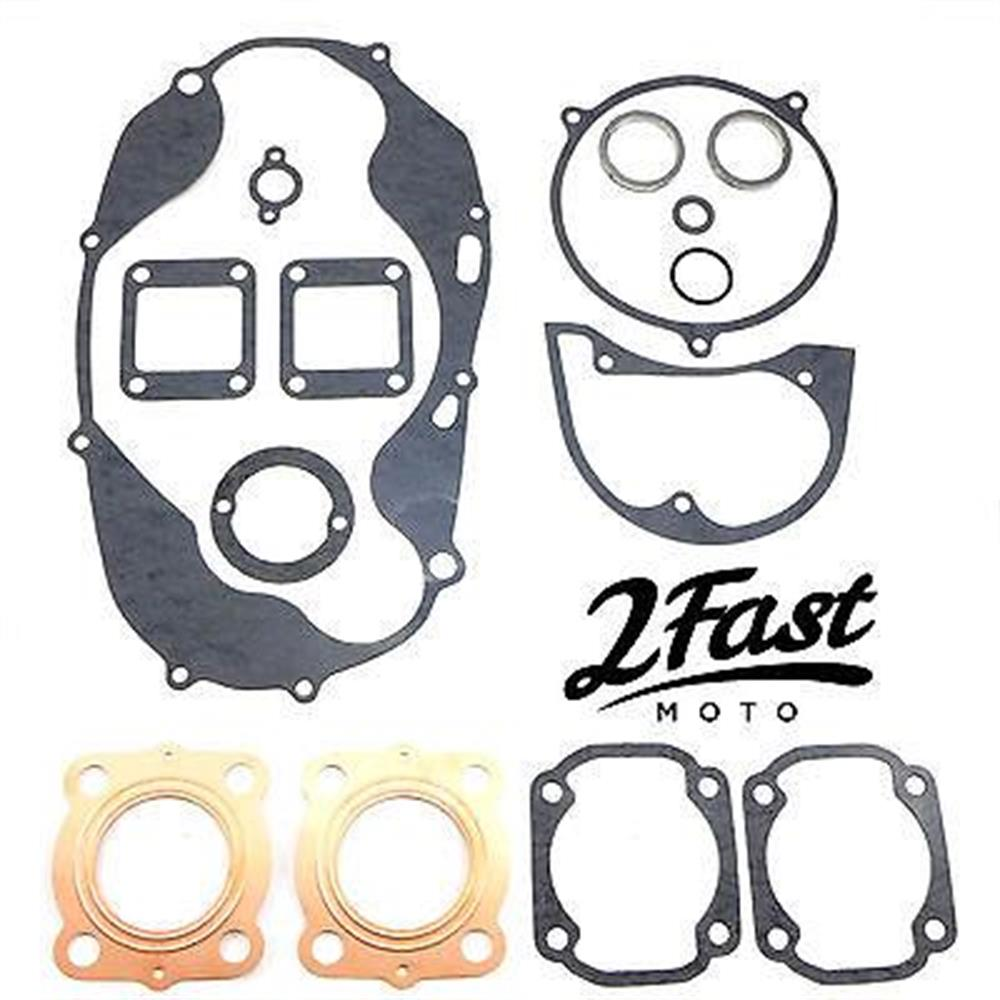 2FastMoto Yamaha RD250 Street Series Complete Gasket Set RD-250 RD 250