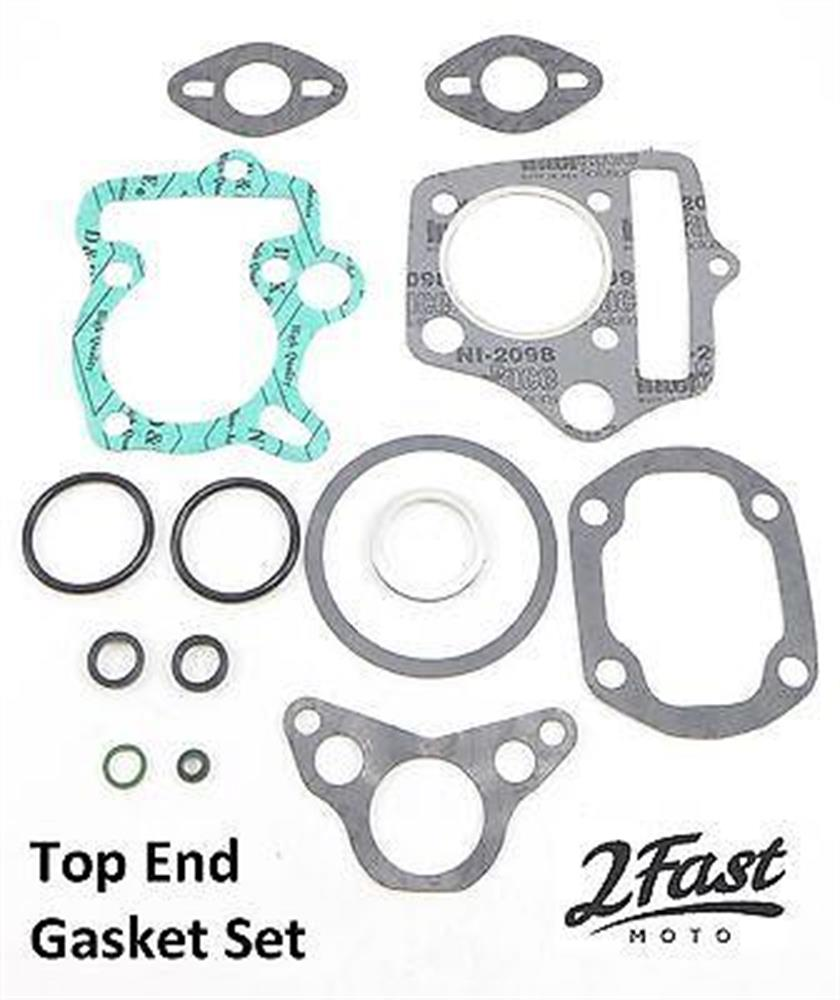 Honda 70cc 70 CC Top End Gasket Set Kit Engine Mini Trail DAX Mini-Trail 70 XR