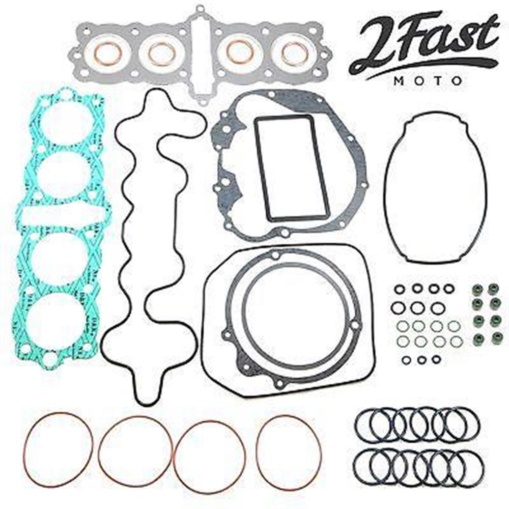 2FastMoto Honda CB550 Complete Gasket Set Engine Top Bottom Seal CB-550 CB 550