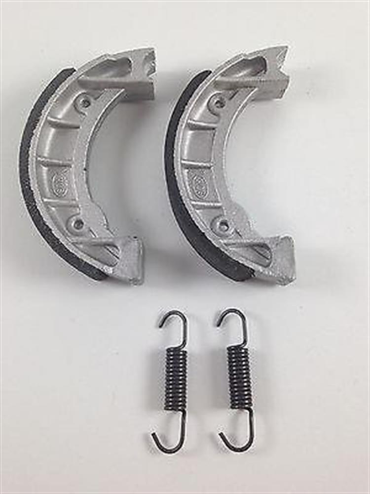 Tomos Revival Brake Shoes Pads Moped Scooter 105mm x 20mm