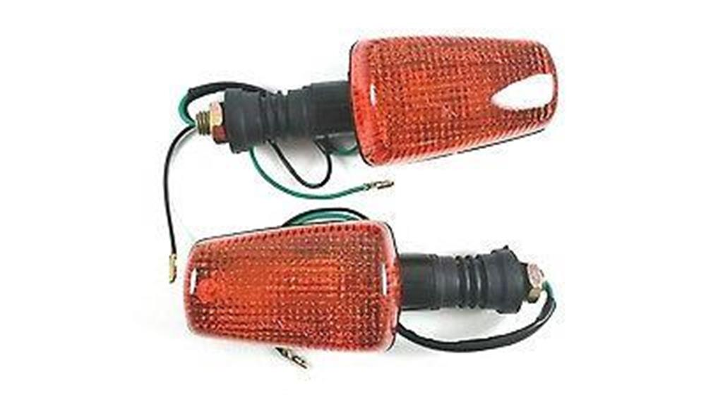 Yamaha Turn Signals Pair Flasher Blinker Winker XJ YX 600 SECA XT 225 Serow