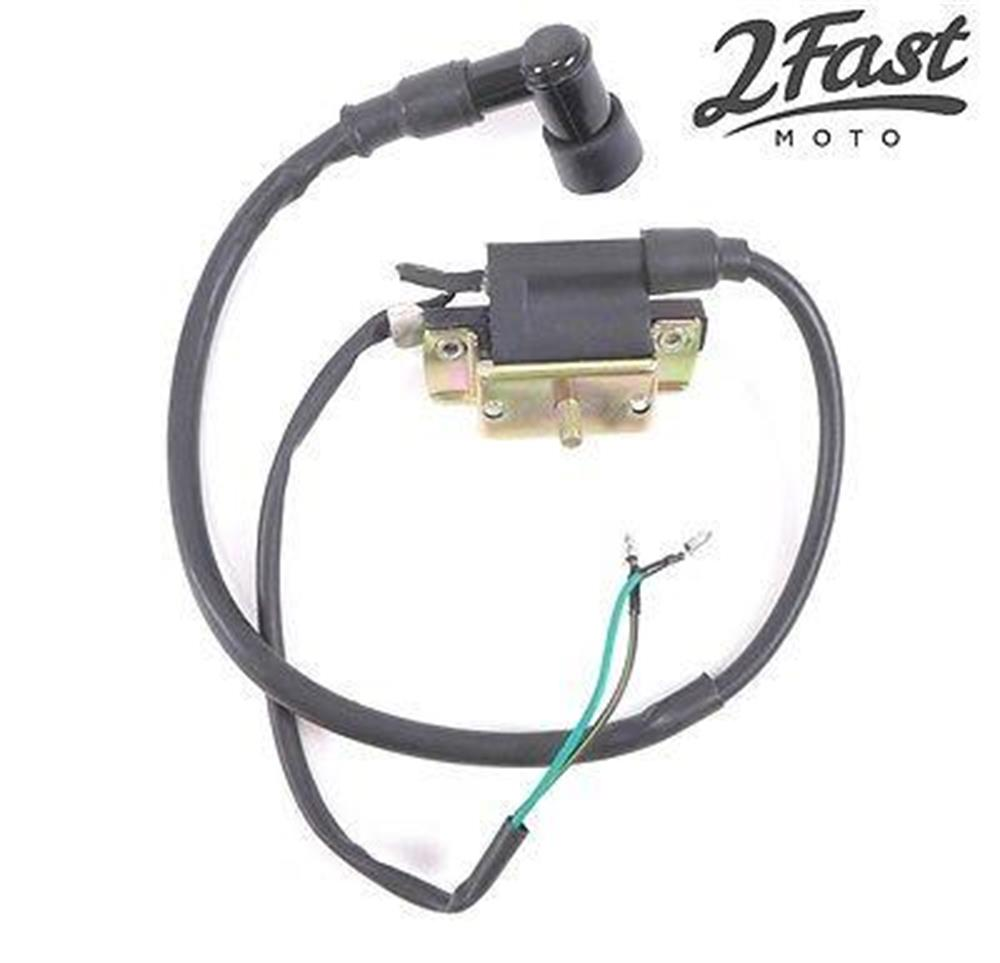 Welcome To 2fastmoto Quality Moto Products At Wholesale Prices A Cdi Ignition Wiring Diagram For 185s 12v Coil 12 Volt Honda C70 C 70 Passport New Moped Scooter