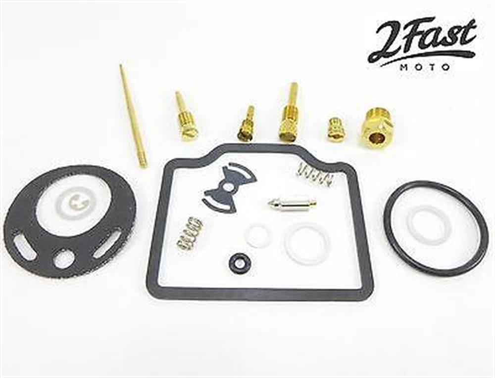 Honda Carburetor Rebuild Carb Repair Kit Jets Gaskets CL 72 77 Scrambler 250 305