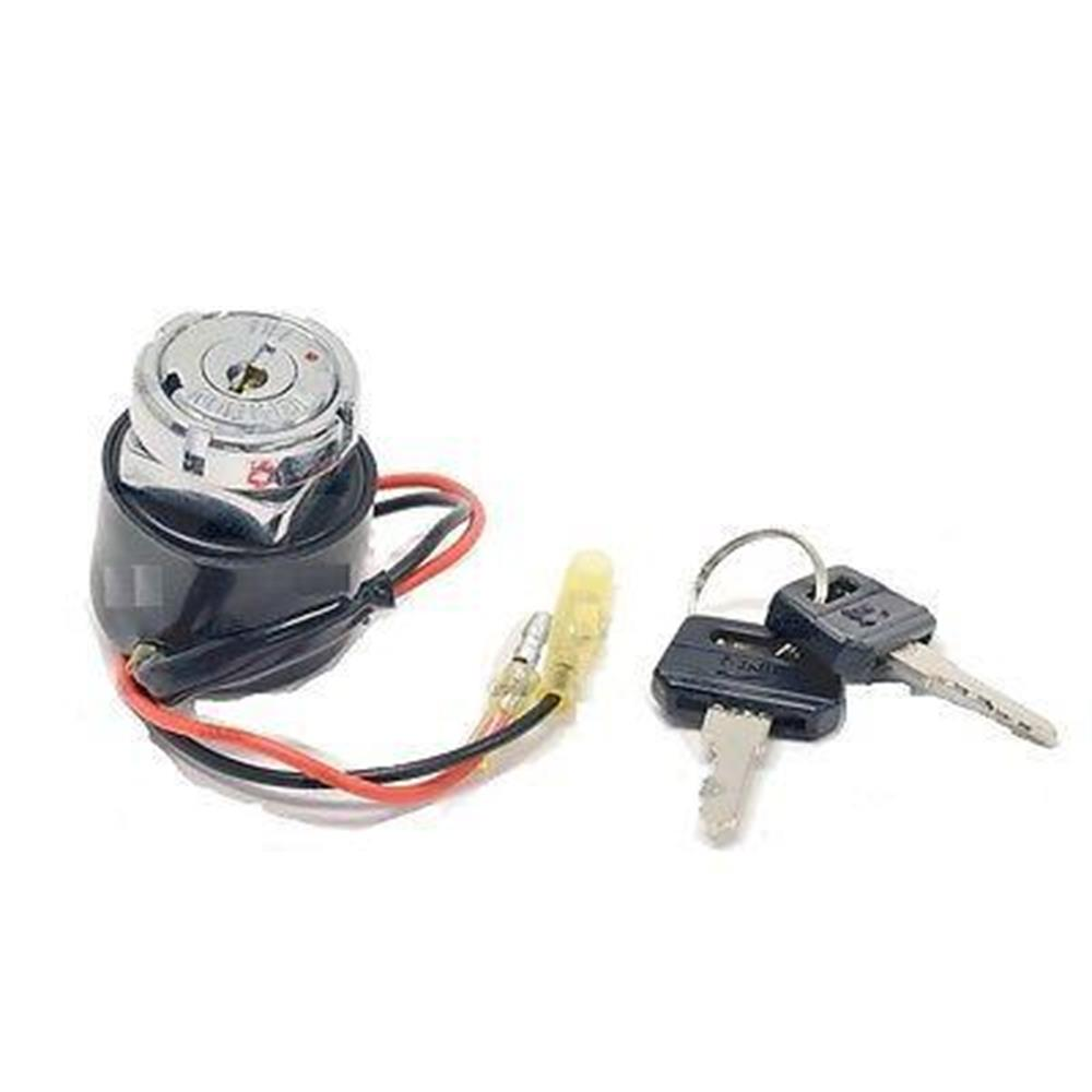 Wire Ignition Switch W Keys Wiring Diagram Schematic Name 2wire Residential Honda 2 Cb100 Cb 100 Cb125s Cb125 125 Gm
