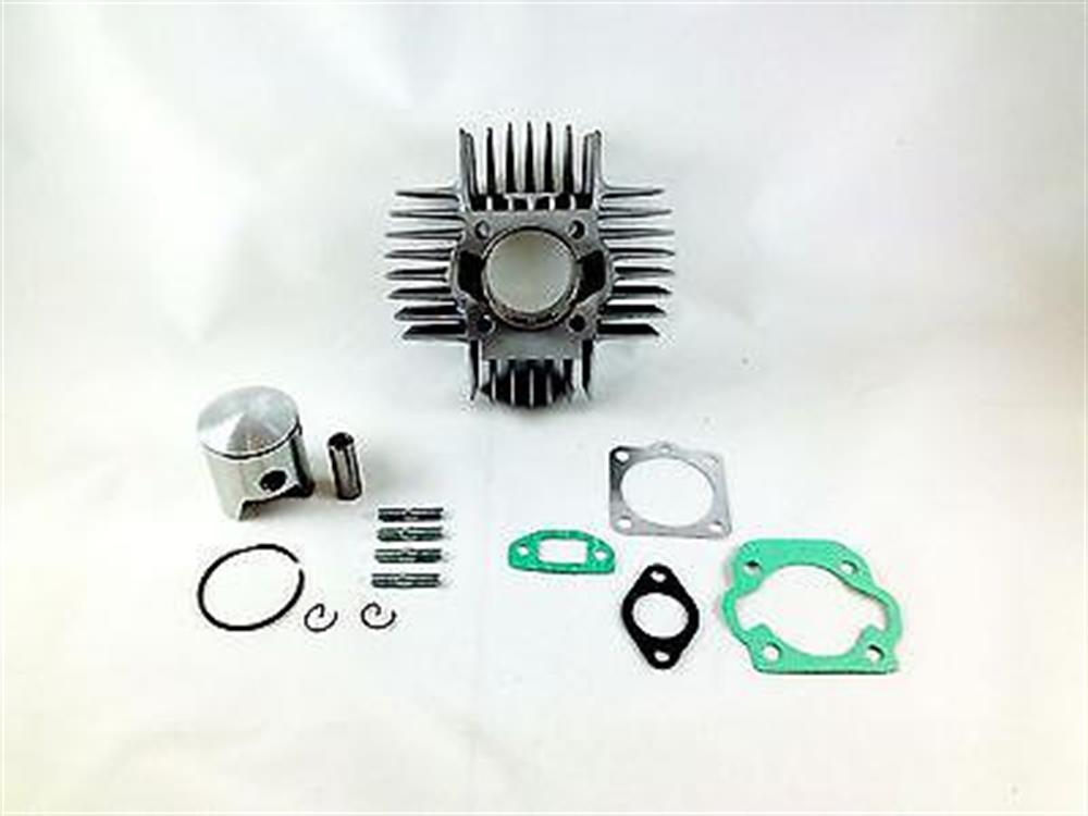 2FastMoto 70cc Big Bore 45mm Cylinder Piston Kit Puch Maxi Newport Magnum MK E50