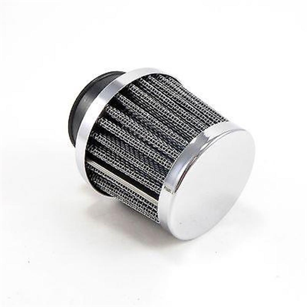 Honda CB77 CL77 Superhawk Scrambler Chrome Air Filter