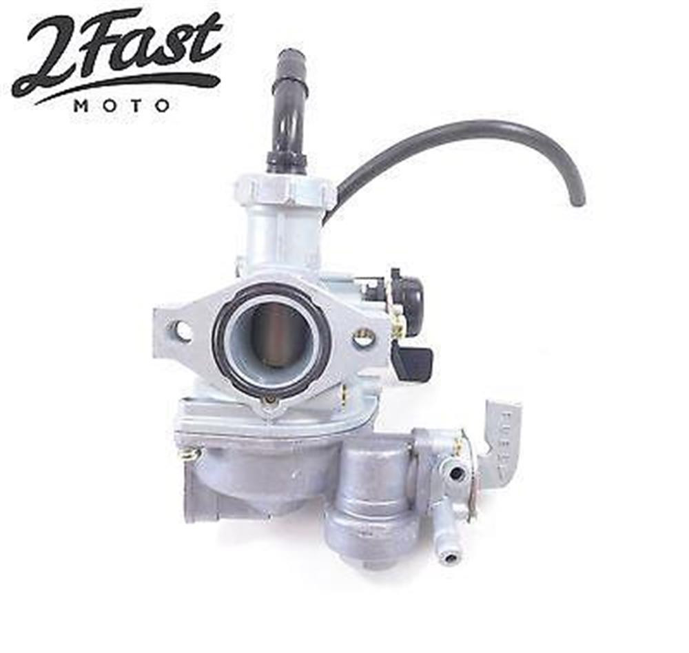 Honda 22mm Carburetor High Perf Carb w/ Fuel Valve PZ22 22 CT90 CT 90 NEW