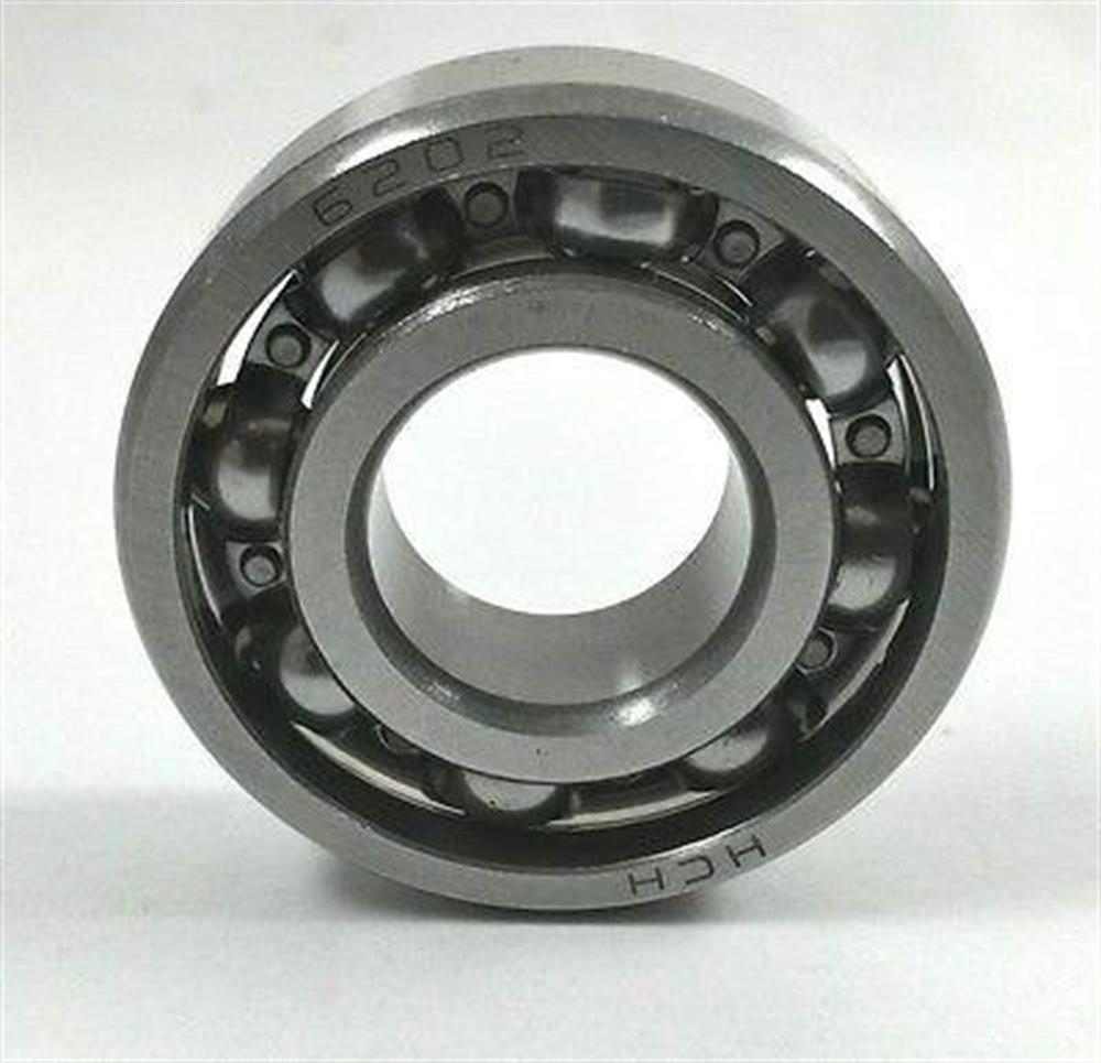 Open Ball Crankshaft Bearing 6202C3 6202 C3 Husqvarna 362 365 371 372 Chainsaw