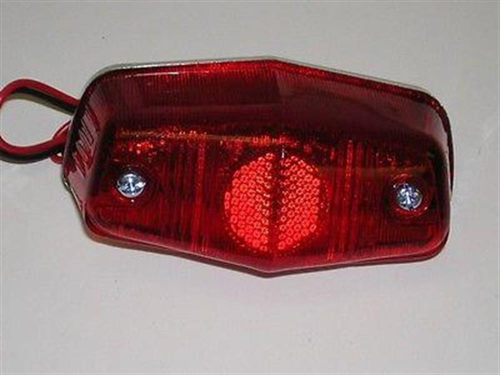 Lucas 53269 Style Tail Brake Light Replacement Assembly 12 Volt 62-21522 L564