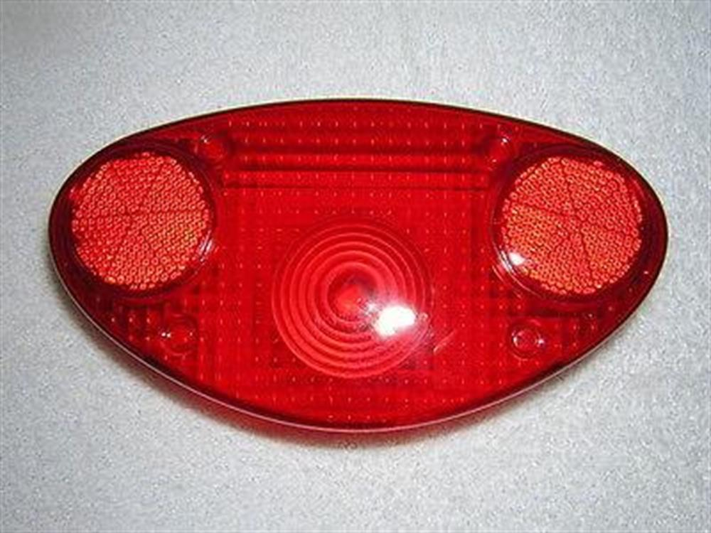 Kawasaki Taillight Lens Brakelight Tail Brake Light F5 Bighorn 350cc NEW NOS