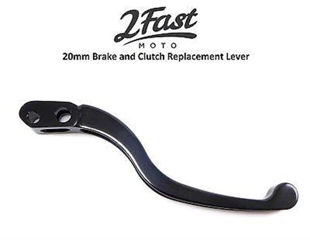 2FastMoto 20mm Master Cylinder Replacement Lever Brembo Hydraulic Brake Clutch