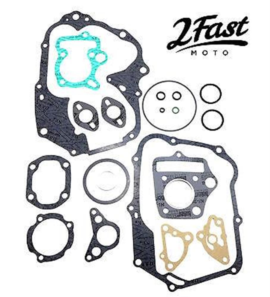 2FastMoto Honda Gasket Set CF50 CD50 CT50 ST50 SS50 Z50 ZB50 Mini Bike