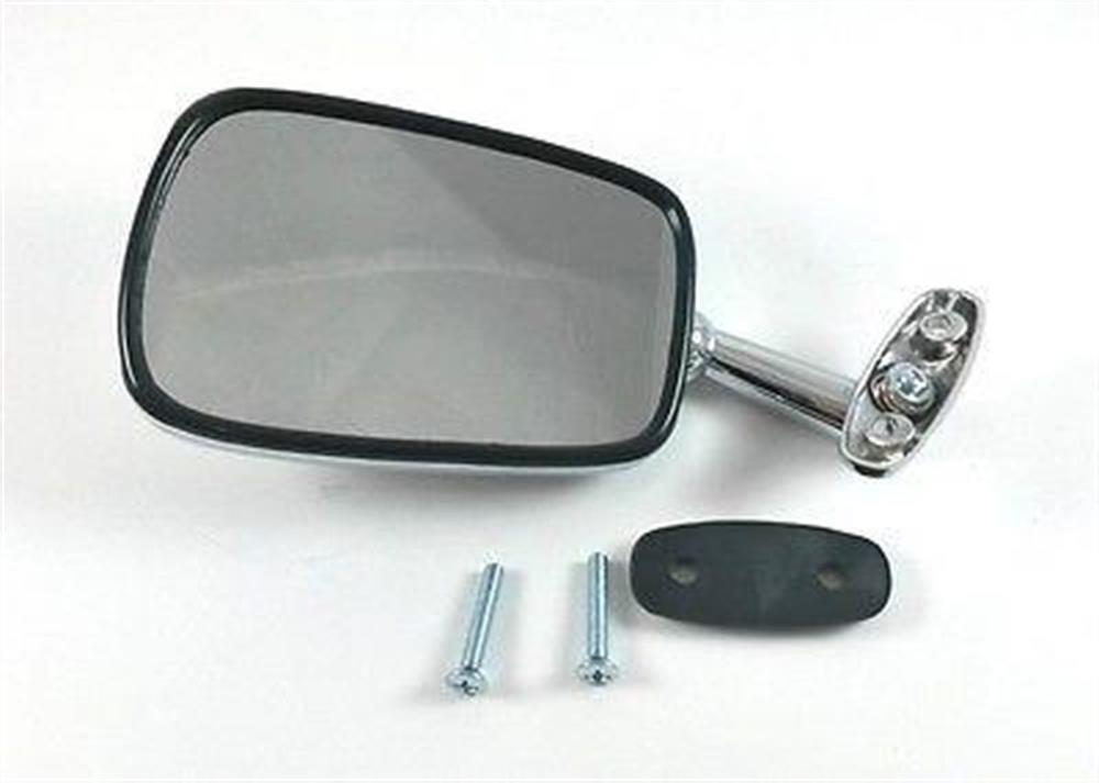 Honda Left Hand Side Replacement Mirror Chrome Gl 1100a