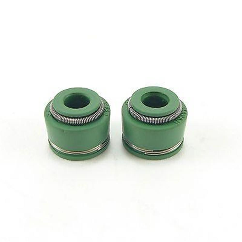 Honda Valve Stem Seals Pair Qty 2 - 5.4mm ID - 50cc Horizontal Engines