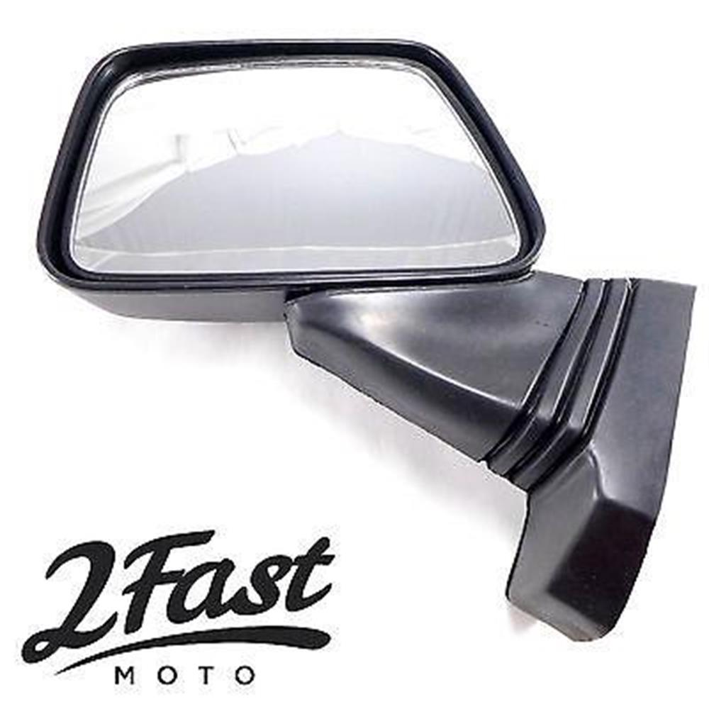 Snowmobile Side Mirrors : Fastmoto replacement goldwing left side mirror interstate