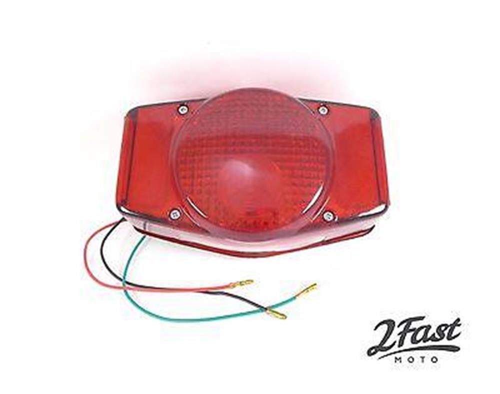 Honda Tail Light Taillight Brake Stop Lamp Assembly CT CL 70 CB 100 175 200 350