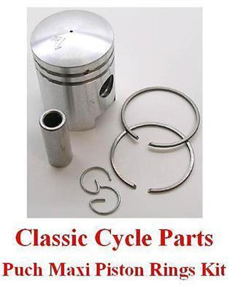 Puch Maxi Sport Newport Magnum MK E50 Piston Rings Kit