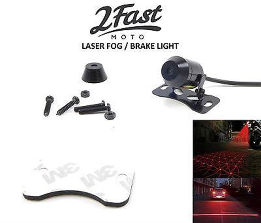 2FastMoto Laser Brake Light Warning Back Up Series Backup Rear Custom LED BMW