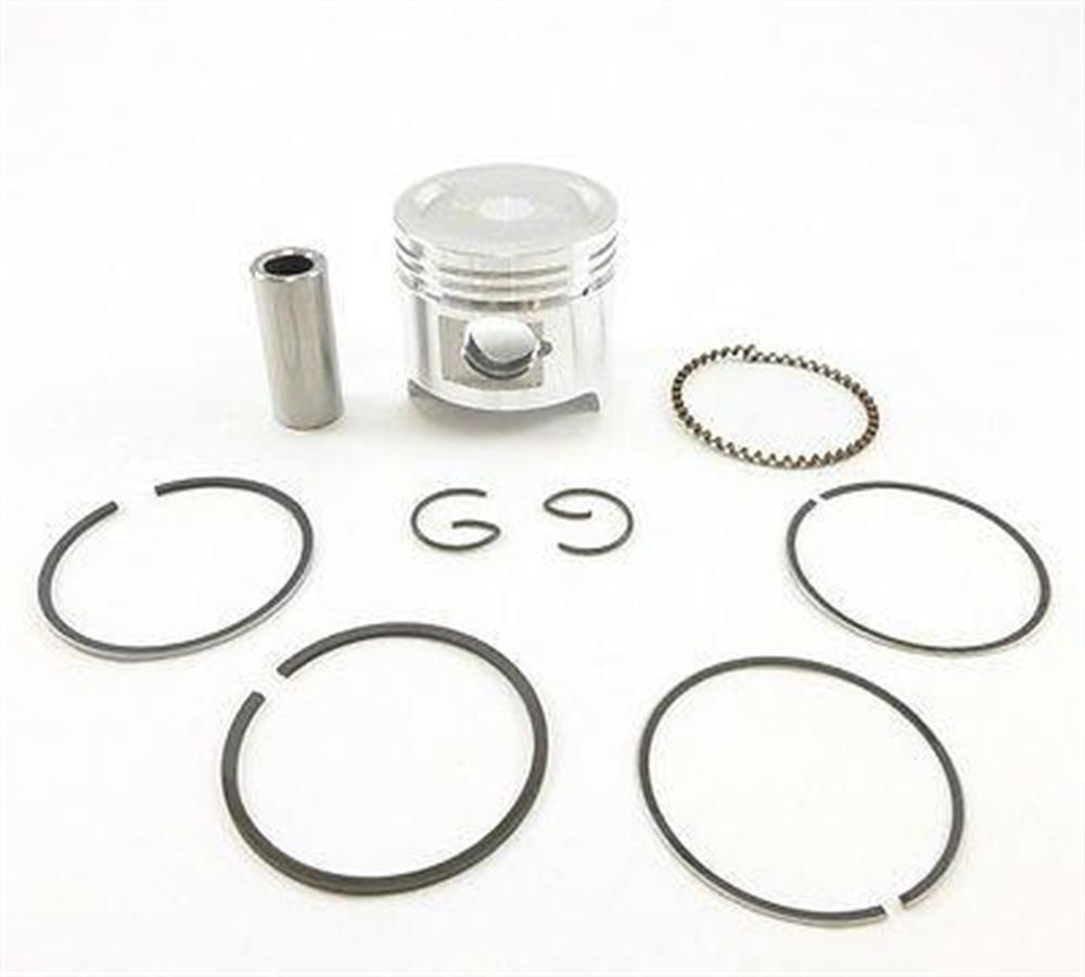 Honda 50cc Piston Kit inc Rings & Pin - CRF50 CRF50F XR50 XR50R STD
