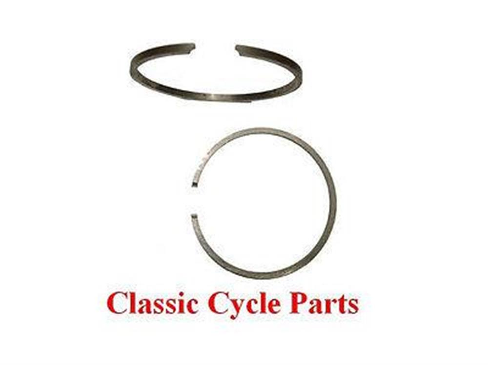 Puch Moped Piston Rings Set 38mm x 2.0mm Maxi Sport Newport Magnum MK E50