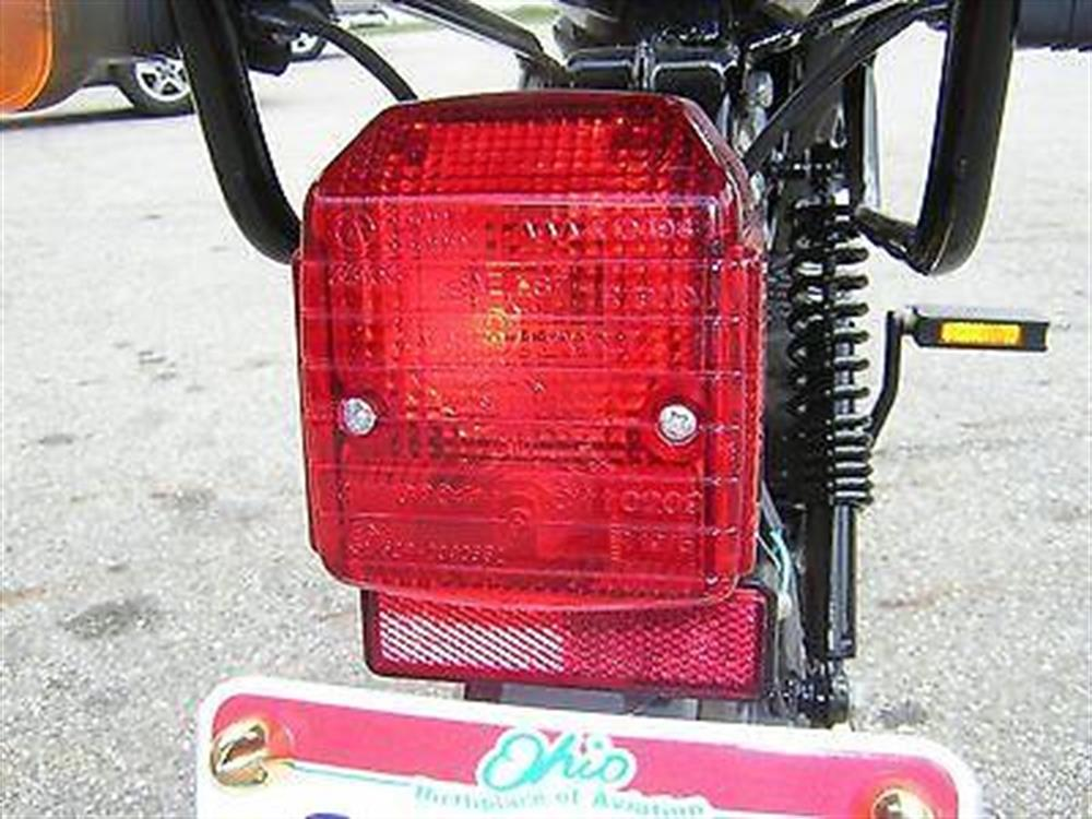 CEV Taillight Taillamp Tail Light Lamp Lens NEW Franco Morini Trac Clipper Solex