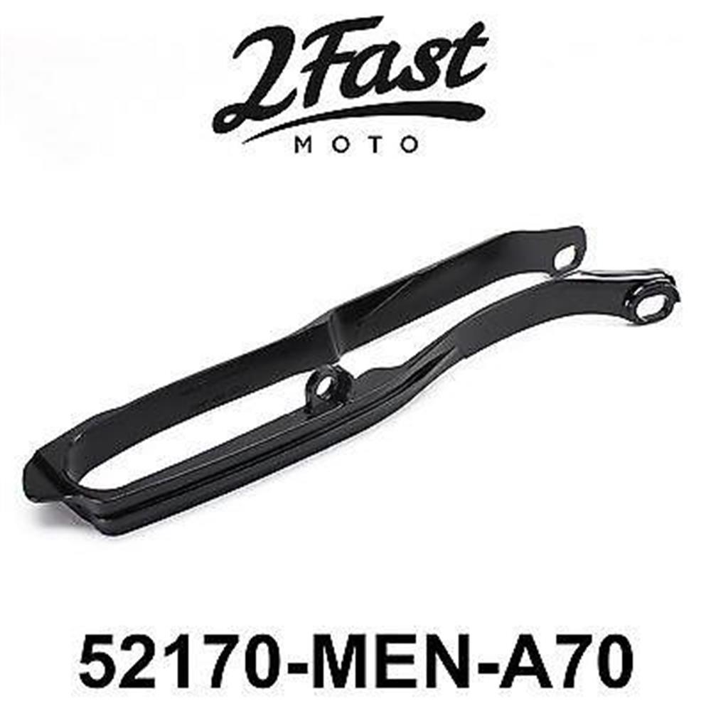 Honda Chain Slider Rubber CRF Swing Arm 52170-MEN-A30 52170-MEN-A50