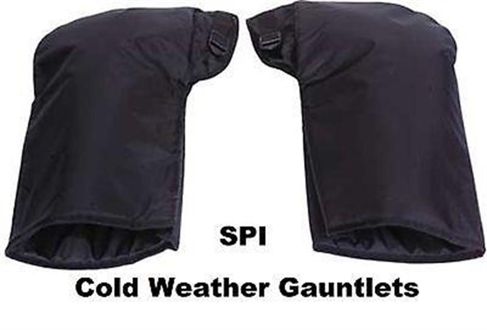 2FastMoto Cold Weather Grip Gauntlets Winter Riding Handlebar Cover Hand Warmer Yamaha