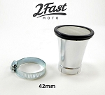 42mm x 62mm Velocity Stack Motorcycle Air Intake Filter