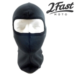Black One-Hole Balaclava Facemask