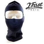 One Hole Balaclava Black Nylon Lycra Facemask