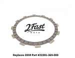 Honda Clutch Disc Friction Plates