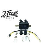2FastMoto 12 Volt High Performance Dual Feed/Dual Output 3 Ohm