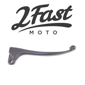 2FastMoto Black Honda Front Brake Lever Right Hand Side