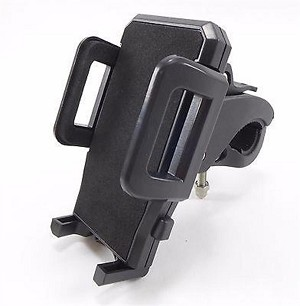 2FastMoto Handlebar Cell Phone Mount Cruiser Chopper GPS MP3 Harley Davidson