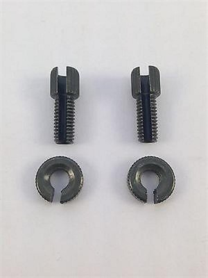 Motorcycle Cable Clutch Line Adjusters Pair Adjustment