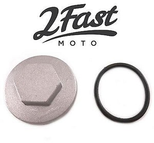 2FastMoto Honda Tappet Cover Motorcycle ATV Dirtbike Valve Adjustment Cover