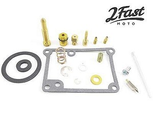 Yamaha Carburetor Rebuild Carb Repair Kit RD250LC RD250 RD 250 4L0 Elsie NEW